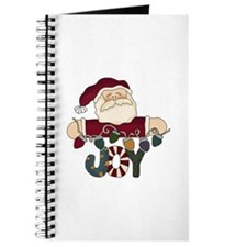 Santa Joy Journal