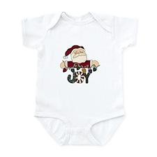 Santa Joy Infant Bodysuit