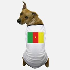 Flag of Cameroon Dog T-Shirt
