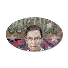 Justice Ginsburg Wall Decal