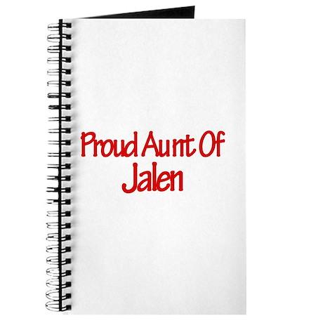 Proud Aunt of Jalen Journal