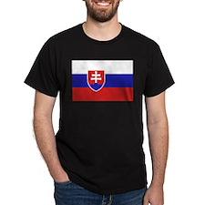 Slovak Flag T-Shirt