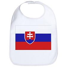Slovak Flag Bib