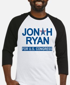 JONAH RYAN for US CONGRESS Baseball Jersey