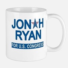 JONAH RYAN for US CONGRESS Mug