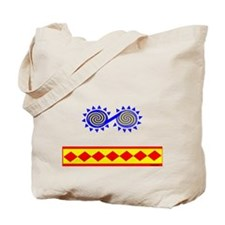 CHICKASAW INDIAN Tote Bag