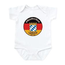 Sanger Oktoberfest Infant Bodysuit