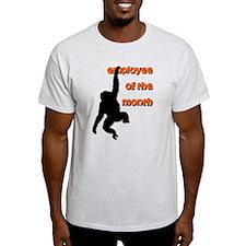 EmployeeMonth-Bk T-Shirt