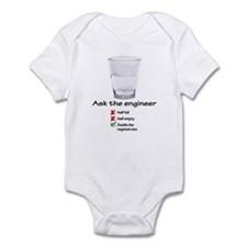 Ask The Engineer Infant Bodysuit