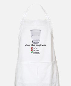 Ask The Engineer BBQ Apron