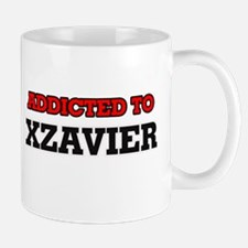 Addicted to Xzavier Mugs