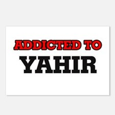 Addicted to Yahir Postcards (Package of 8)