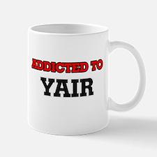 Addicted to Yair Mugs