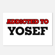 Addicted to Yosef Postcards (Package of 8)