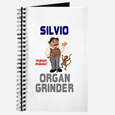 SILVIO THE ITALIAN ORGAN GRINDER - BUNGA B Journal