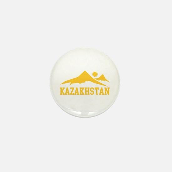 Kazakhstan Mini Button