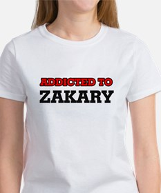 Addicted to Zakary T-Shirt