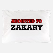 Addicted to Zakary Pillow Case