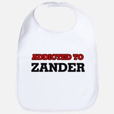 Addicted to Zander Bib