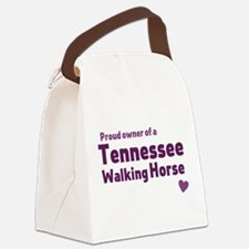 Tennessee Walking Horse Canvas Lunch Bag