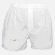 Brush Wash Boxer Shorts