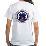2nd 505th pir Mens White T-shirts