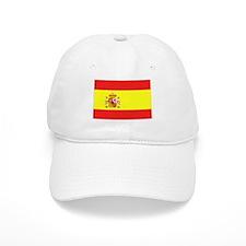 Spanish Flag Baseball Cap