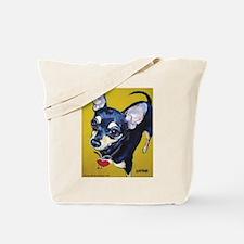 Itty Bitty Chihuahua Tote Bag