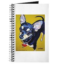 Itty Bitty Chihuahua Journal