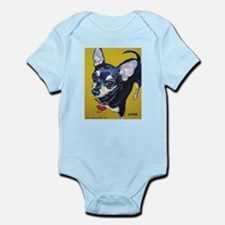 Itty Bitty Chihuahua Infant Bodysuit