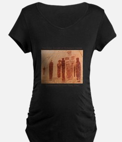 Great Gallery Pictographs T-Shirt