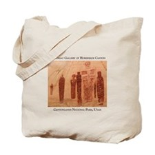 Great Gallery Pictographs Tote Bag
