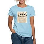 Gunfight at Tombstone Women's Light T-Shirt
