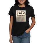 Gunfight at Tombstone Women's Dark T-Shirt