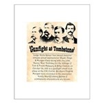 Gunfight at Tombstone Small Poster