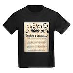 Gunfight at Tombstone Kids Dark T-Shirt
