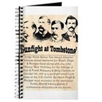 Gunfight at Tombstone Journal