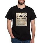 Gunfight at Tombstone Dark T-Shirt