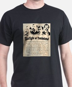 Gunfight at Tombstone T-Shirt