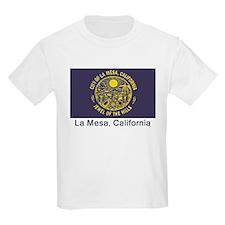 La Mesa CA Flag T-Shirt
