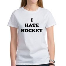 I Hate Hockey - Tee