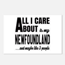 All I care about is my Ne Postcards (Package of 8)