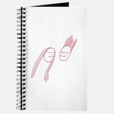 Couple Heads Journal