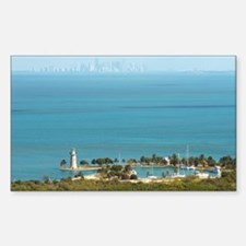Funny Biscayne bay Decal