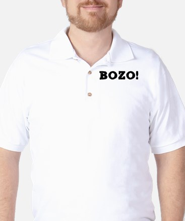 BOZO! Golf Shirt