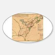 Funny 13 colonies Decal