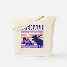 Unique Denali national park Tote Bag