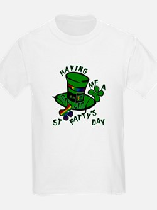 Gay St Patrick's Day Kids T-Shirt
