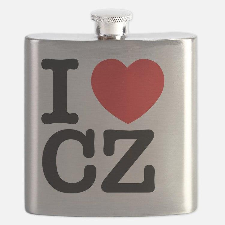 Cute Cz Flask