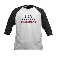 LIA for president Tee